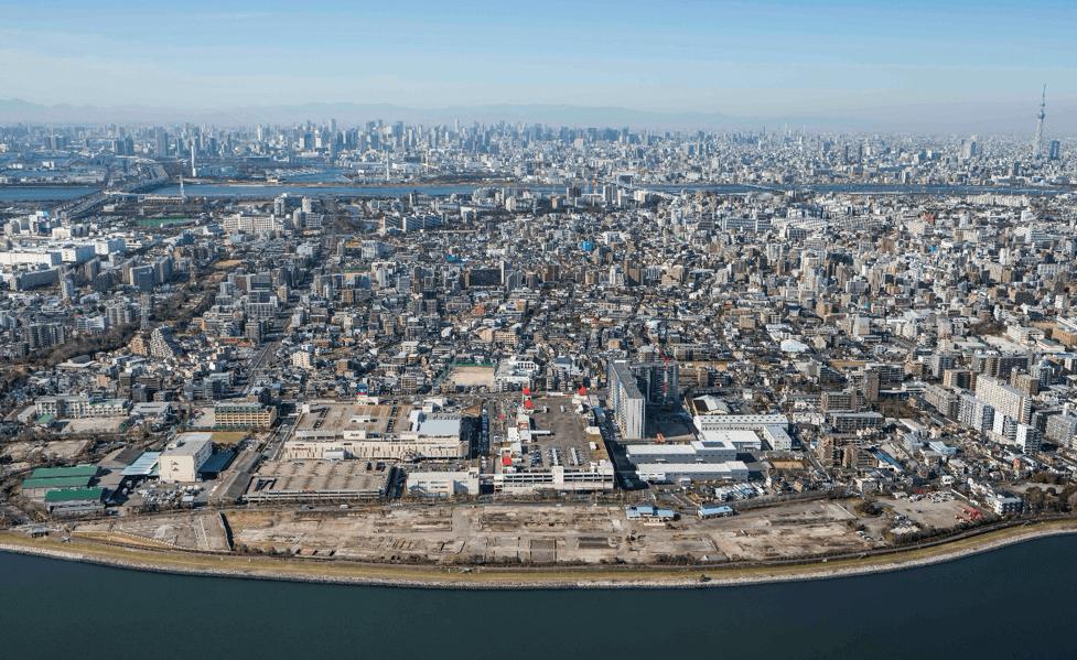 江戸川土地賃貸プロジェクト画像