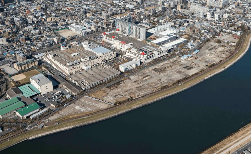 江戸川土地賃貸プロジェクト